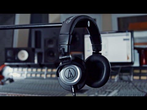 Studio Headphone Review: Audio-Technica ATH-M50x