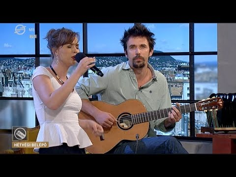 Kalmár Panni & Tóth Mátyás duo /Mariza - Loucura Cover/