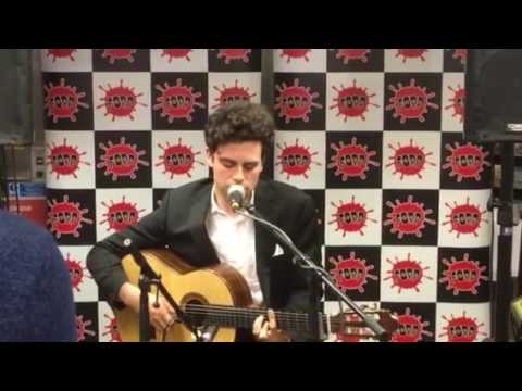 Charlie Fink, Noah & The Whale, Give Me The Road, Live Acoustic