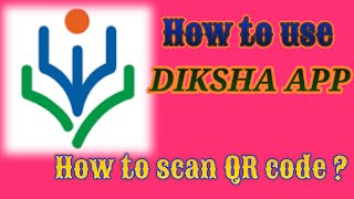 How to scan QR code in textbook using diksha app? by Sarika Ahire