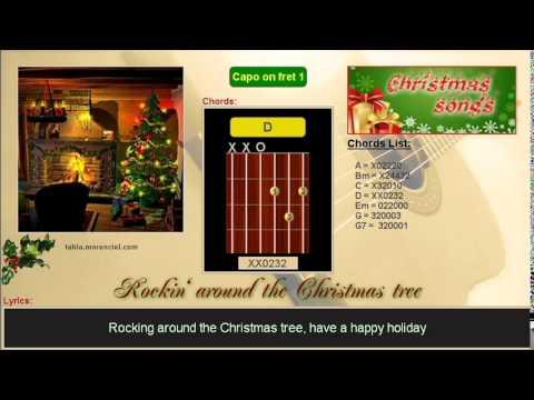 #0019 Rockin Around The Christmas Tree (Karaoke, No Vocal)