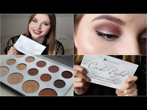 BH COSMETICS CARLI BYBEL PALETTE | BEAUTYBOUTIQUE thumbnail