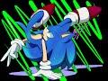 Sonic ~ I'm Blue (w/ cool remix) | IMPROVED!