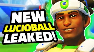 NEW LucioBall for Overwatch Summer Games 2020! | Assault Experimental Incoming!