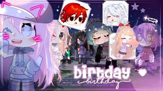 [BIRTDAY - Anna marie]GCMV \\ ft.mah close friend