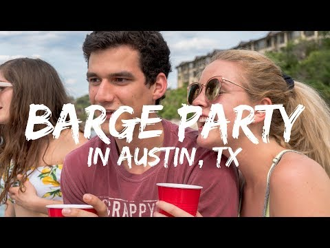 BOAT PARTY & JOB HUNTING IN AUSTIN TEXAS