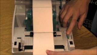 Zebra GC420 Desktop Barcode Printer