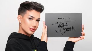 James Charles x Morphe Reveal