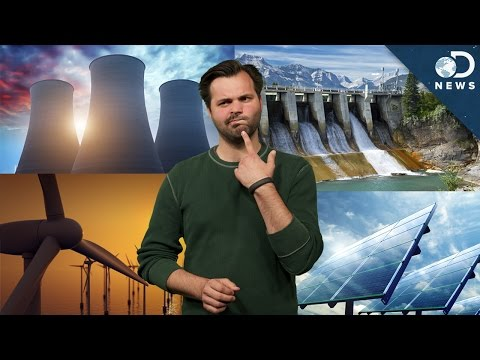 The great debate: can alternative energy replace fossil fuels?