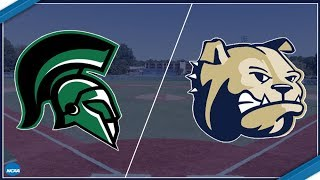 2018 NCAA Division II Baseball - Mount Olive at Wingate (Game 1)
