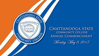 2017 Chattanooga State Community College Commencement