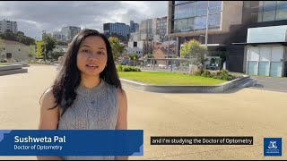 Big 4 Elevator Pitch - Sushweta, Doctor of Optometry