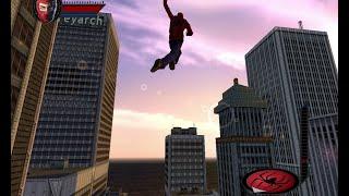 Spider-Man The Movie (2002) PC Gameplay HD
