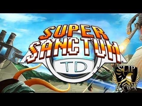 Super Sanctum TD. Conheça o jogo.  