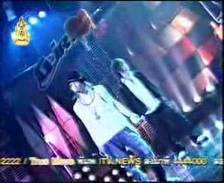 G-JR GM Happy Birth Day in Twilight show [itv] 18-9-2006