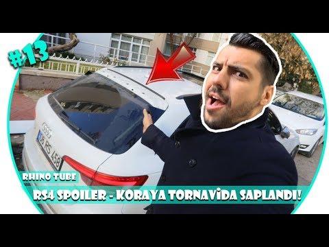 RS4 KANADI GELDİ!   Koray'ın Eli delindi :(    by Rhino