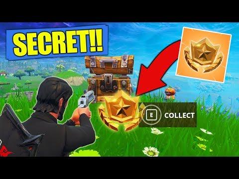 *NEW* SECRET Battle Pass Item FOUND In Fortnite Battle Royale!
