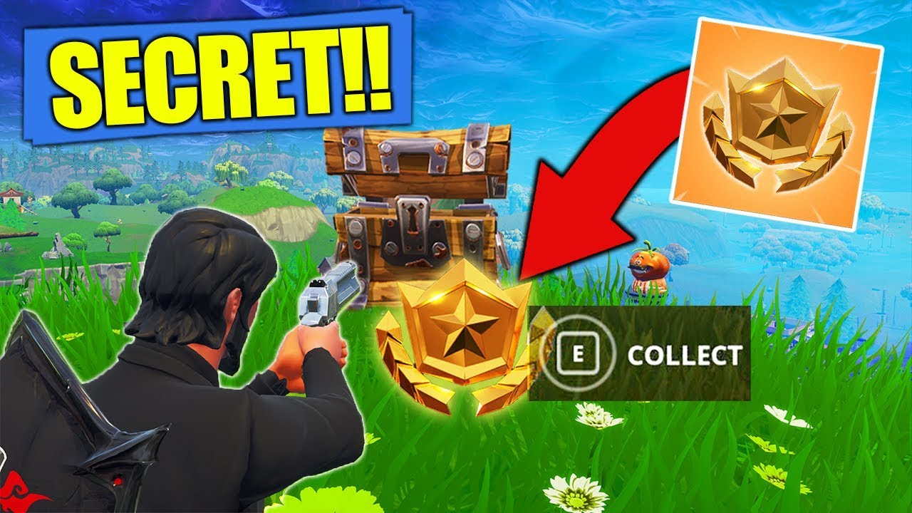 *NEW* SECRET Battle Pass Item FOUND In Fortnite Battle Royale! Video