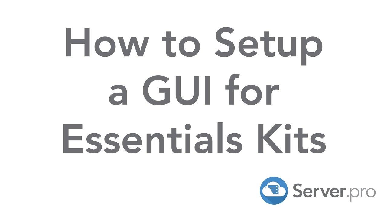 How to Setup a GUI for Essentials Kits - Minecraft Java