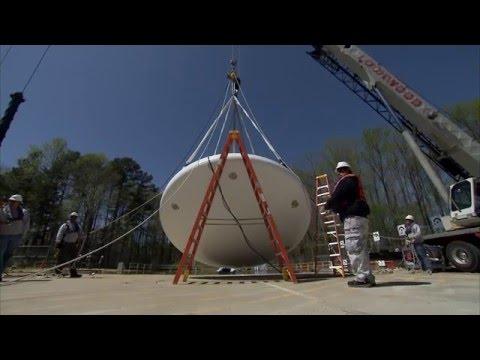 Orion Drop Test Series Begins