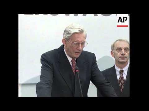 GERMANY: JOSE IGNACIO LOPEZ RESIGNS FROM VOLKSWAGEN UPDATE