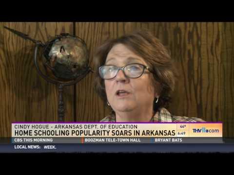 Home schooling in Arkansas Part 1