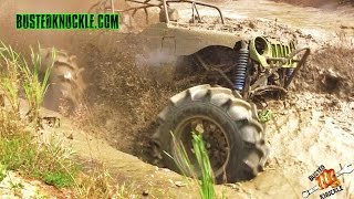 MEGA MUD TRUCKS GOING DEEP | Cornfield 500