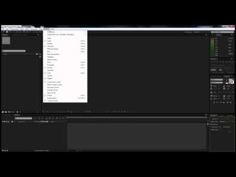 Sprite Animations Inside AE - Lesson 1: Basics