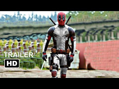 "Deadpool 3: Rise Of Wolverine ""Official Trailer"" (2021) 
