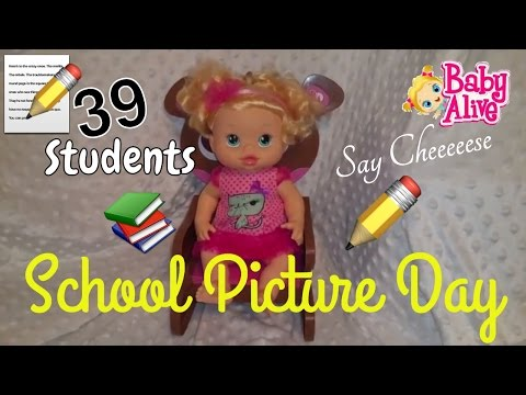 School Picture Day for ALL 39 Babies!! Day in the Life | Preschool MUST SEE!!
