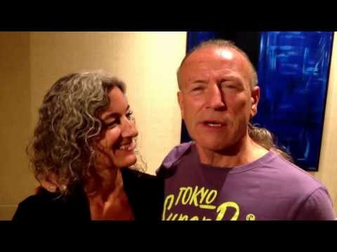 Lesia and Mark Farner (formerly of Grand Funk Railroad) on Support of St. Jude