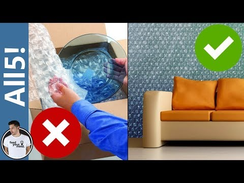 5 Everyday Things You're Using WRONG!
