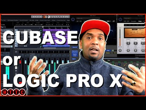 Cubase vs Logic Pro X – Which is the Best DAW Option for Your Audio Production?