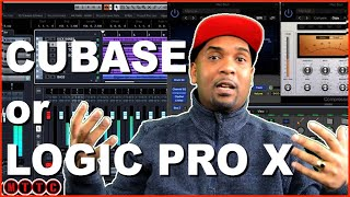 Cubase vs Logic Pro X - Which is the Best DAW Option for Your Audio Production?