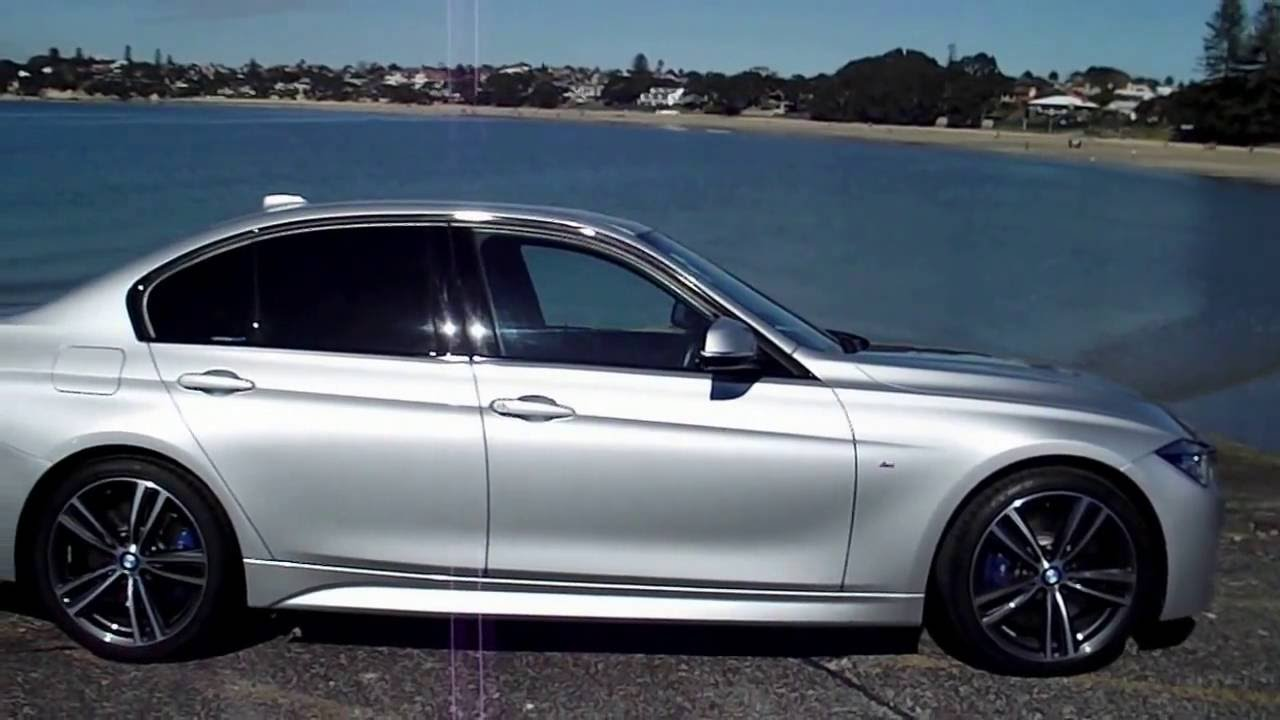 2015 Bmw 330i Sedan M Sport Youtube