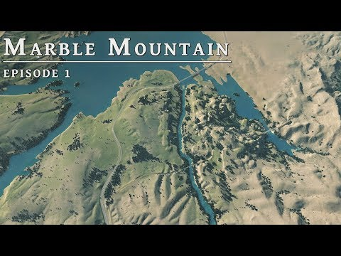Something Different - Cities Skylines: Marble Mountain EP 1