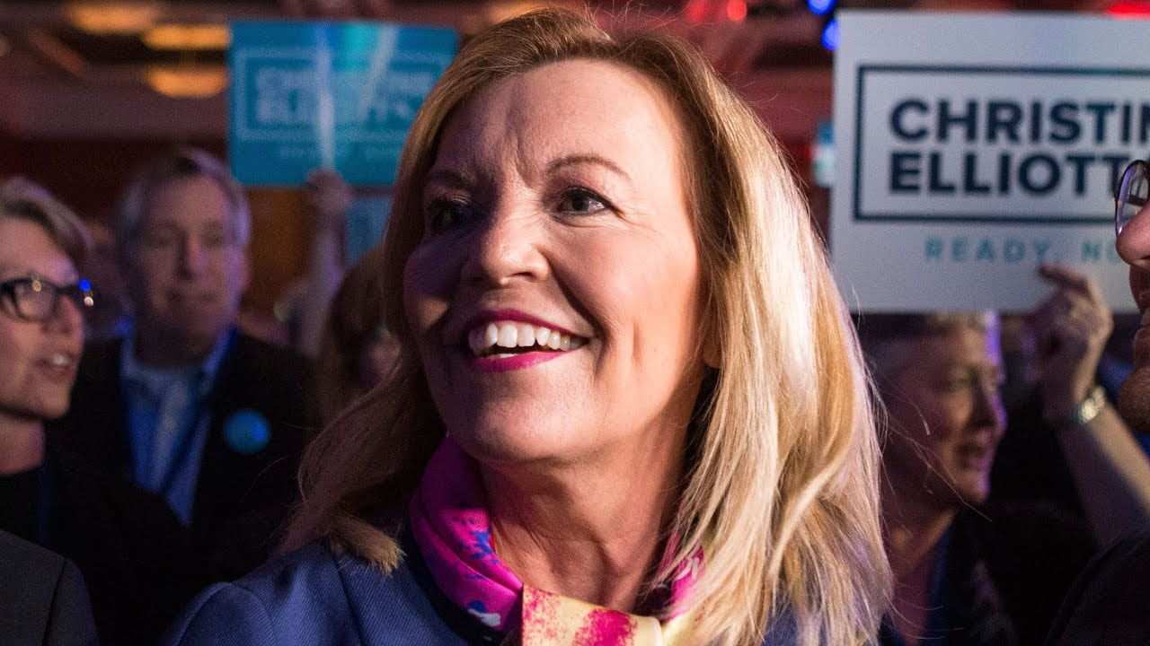 Can Elliott contest the results of the Ont. PC Party leadership vote?