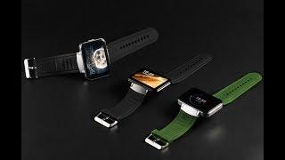 Умные часы SMARTWATCH LEM4 Андроид. Обзор и заказ.