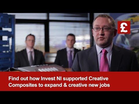 Creative Composites | Boosting Business through Jobs