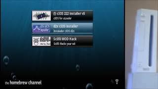 Como piratear una Wii | Parte 2 | Instalación de los cIOS