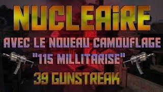 Black ops 2 I Nucléaire MP7 I Camouflage