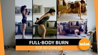 A full-body workout for beginners |MintLounge