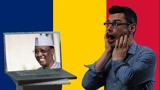 Hat der Tschad Angst vor dem Internet?    Alle Internetze   ARTE
