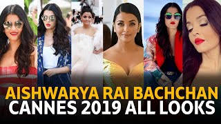 Aishwarya Rai At Cannes 2019: The Actress Makes Heads Turn One Look At A Time