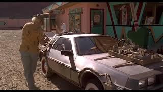 Марти отправляется в 1885 год ... отрывок из фильма (Назад в будущее 3/Back to the Future 3)1990
