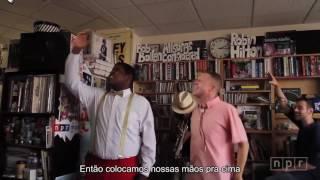 Can't Hold Us (LEGENDADO) Live NPR - Macklemore & Ryan Lewis