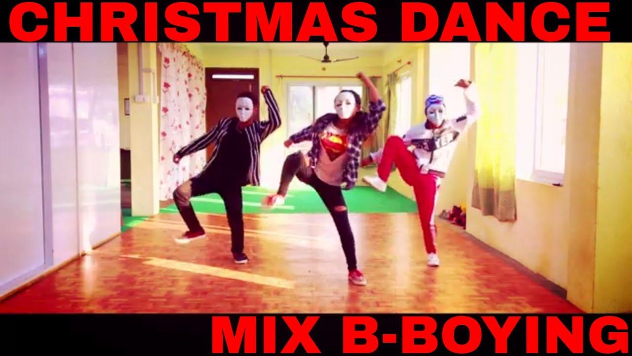 Christmas Hip-Hop Dance Mix B-Boying - Jingle Bells 2018 - YouTube