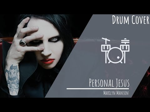 Marilyn Manson - Personal Jesus (Drum Cover)