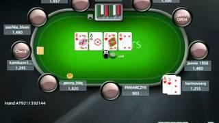 Раздача дня Школы Покера PokerStarter: Пот-контроль