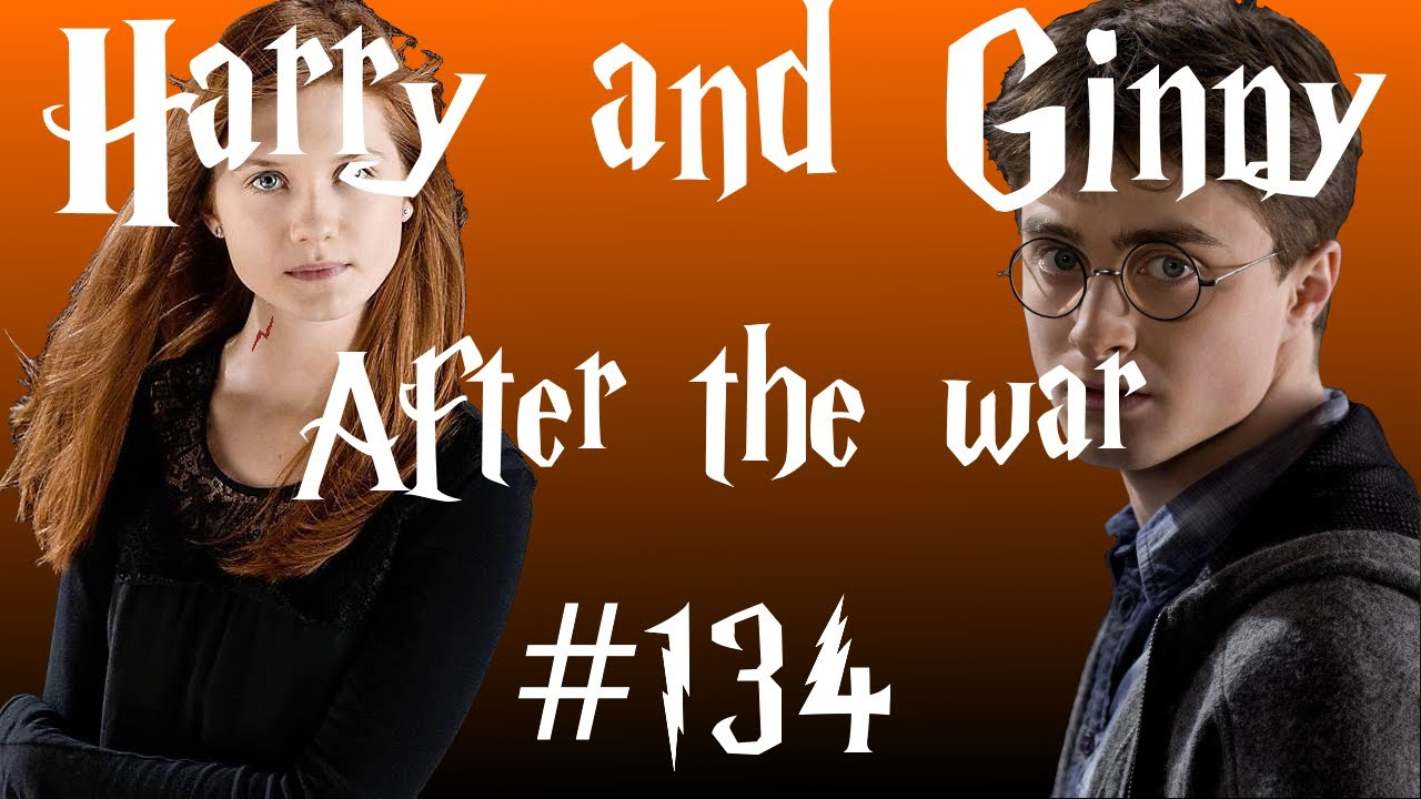 Harry and Ginny - After the war #134